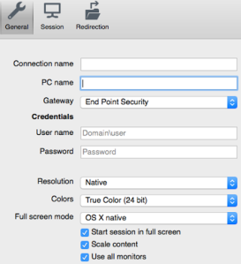 FortiClient: Remote Connection over Mac – simple